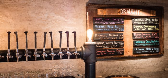 The Jailhouse Craft Beer Bar Opens in Buena Vista