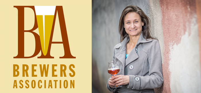 Women in Brewing | Julia Herz – Brewers Association