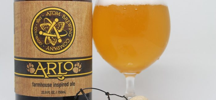 Atom Brewing Co. | Arlo Farmhouse Inspired Ale – Batch One