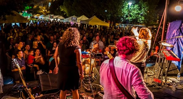 Square Roots Festival kicks off in Lincoln Square Friday
