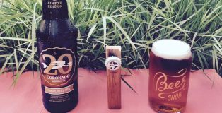 Coronado Brewing 20th Anniversary IPA