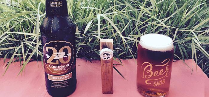 Coronado Brewing Company | 20th Anniversary Imperial IPA
