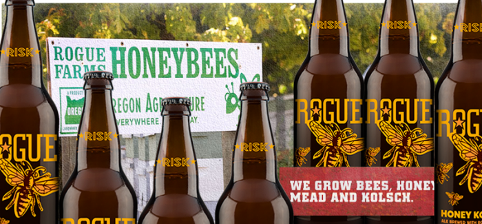 Rogue Ales and Spirits | Honey Kolsch