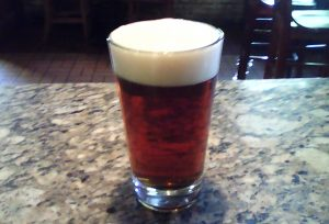 Mackinaw Brewing Company Red 8 Ale