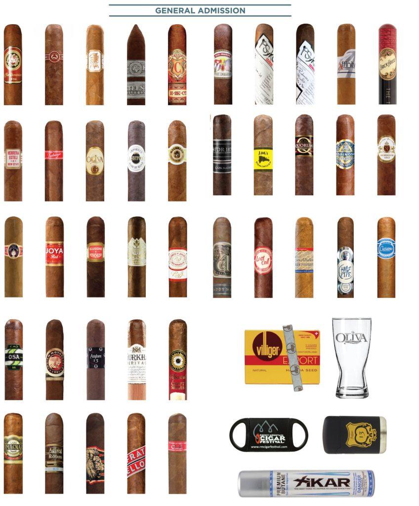 rmcf 2016 GA Cigars & Accessories