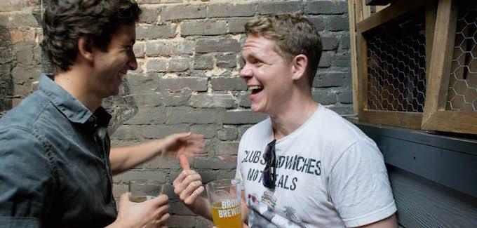 Bronx Brewery B-Sides | Boom Boom White IPA