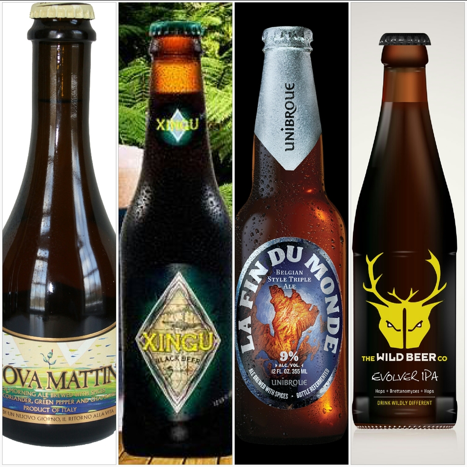 Summer Olympics Beer - International Beer