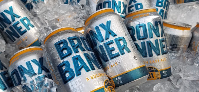 The Bronx Brewery | Bronx Banner Release Party Recap