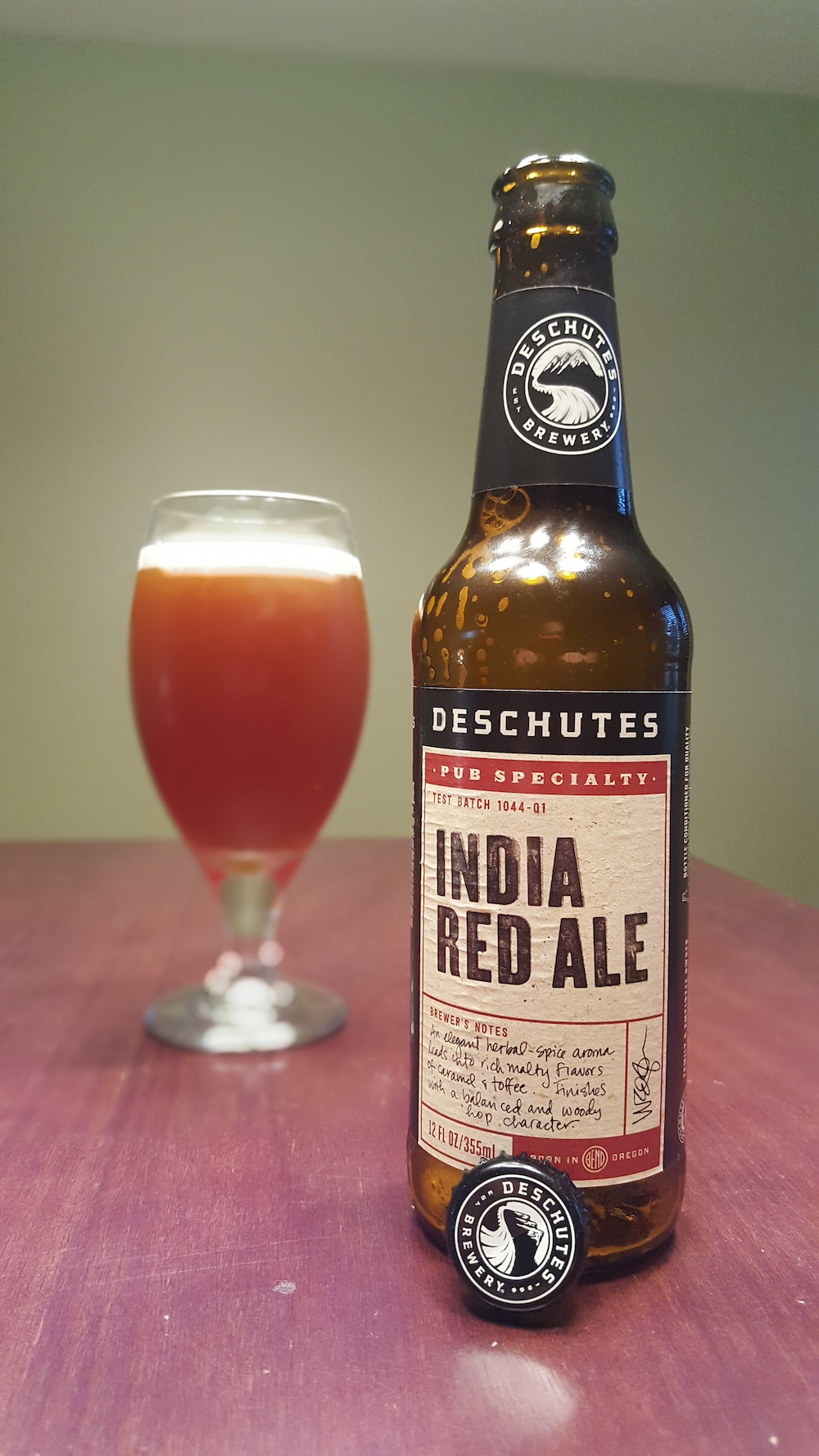 Deschutes | India Red Ale