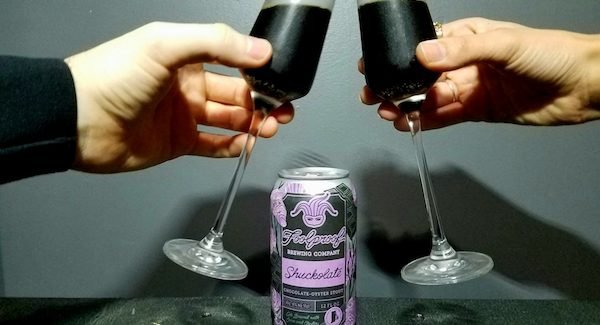 Foolproof Brewing Co. | Shuckolate Chocolate Oyster Stout