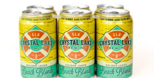 Crystal Lake Beach Blonde