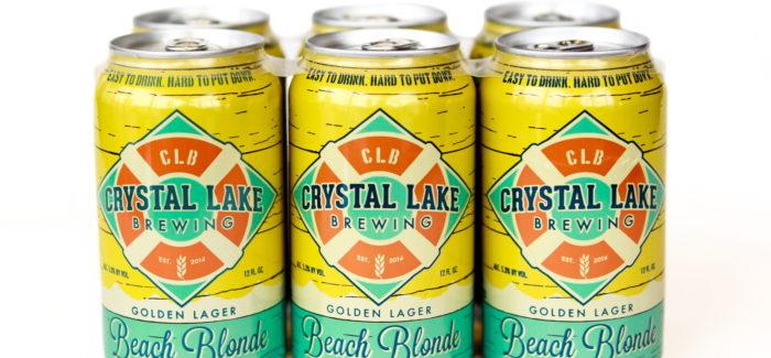 Crystal Lake Beach Blonde
