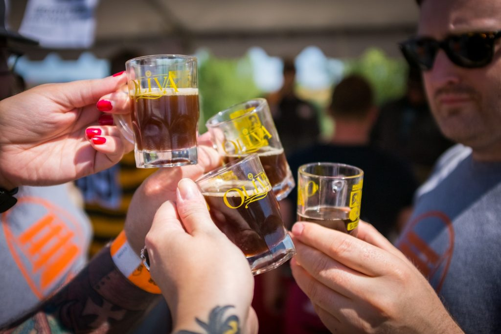 Cheers! - RMCF 2016 - photo courtesy of Will Dozier