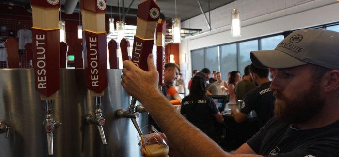 Resolute Brewing Centennial Colorado