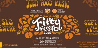 Event Preview | Fifty West Brewing Co.'s Fifty Fest