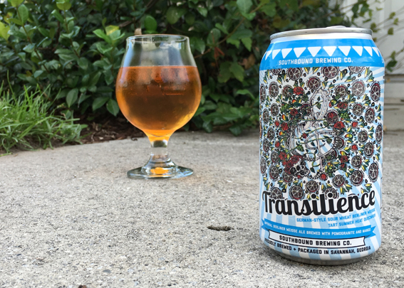 Southbound Brewing Co. Transilience Berliner Weise