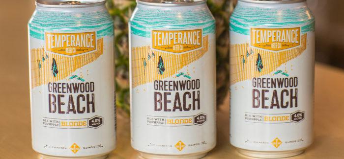 Temperance Beer Co. | Greenwood Beach Blonde Ale