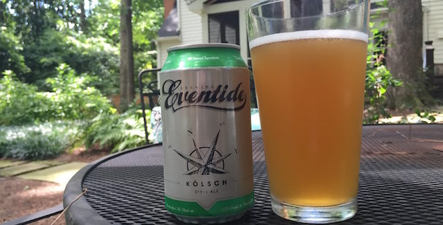 Eventide Brewing | Eventide Kölsch