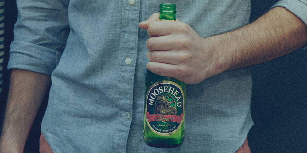 Photo courtesy of Moosehead Lager