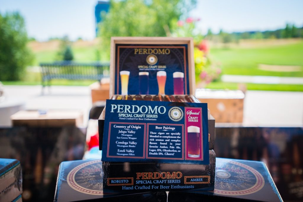 Perdomo Special Craft Series - RMCF 2016 - photo courtesy of Will Dozier