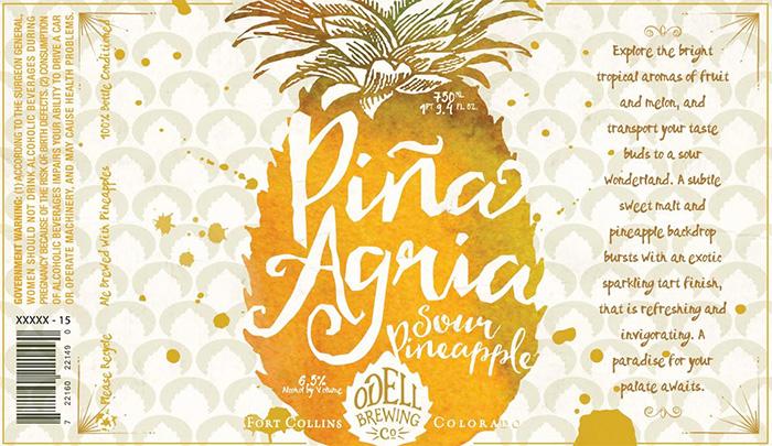 Pina-Agria