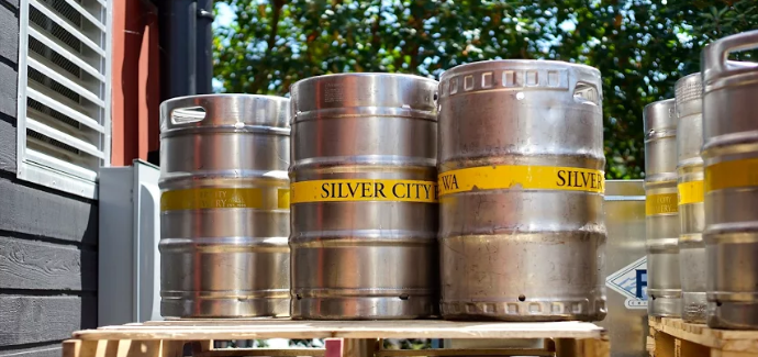 A Few Thoughts After Visiting Silver City Brewery