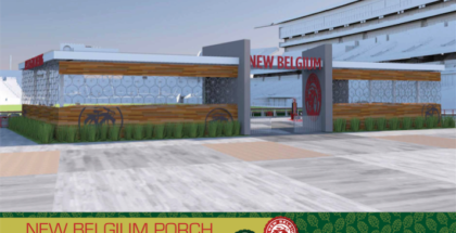New Belgium Porch CSU