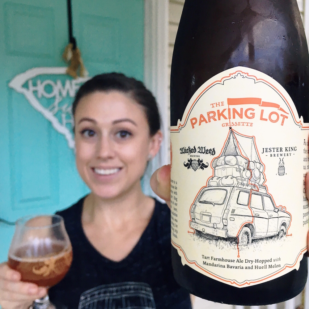 Wicked Weed/Jester King | The Parking Lot Grissette