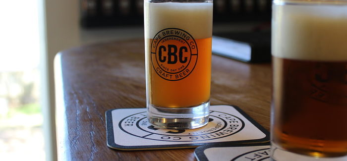 Cape Brewing Company | Amber Weiss