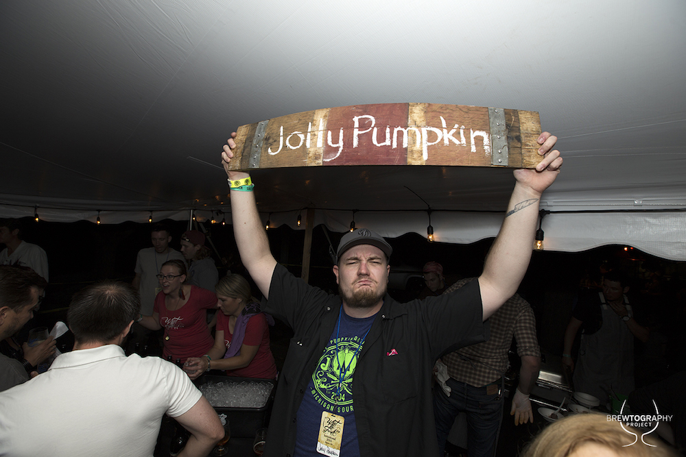 jolly pumpkin at what the funk