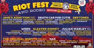 riot fest header 2016