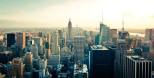 nyc skyline free stock img