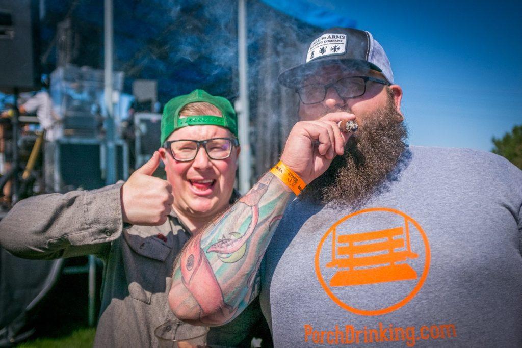 smoke em if you got em - RMCF 2016 - photo courtesy of Will Dozier
