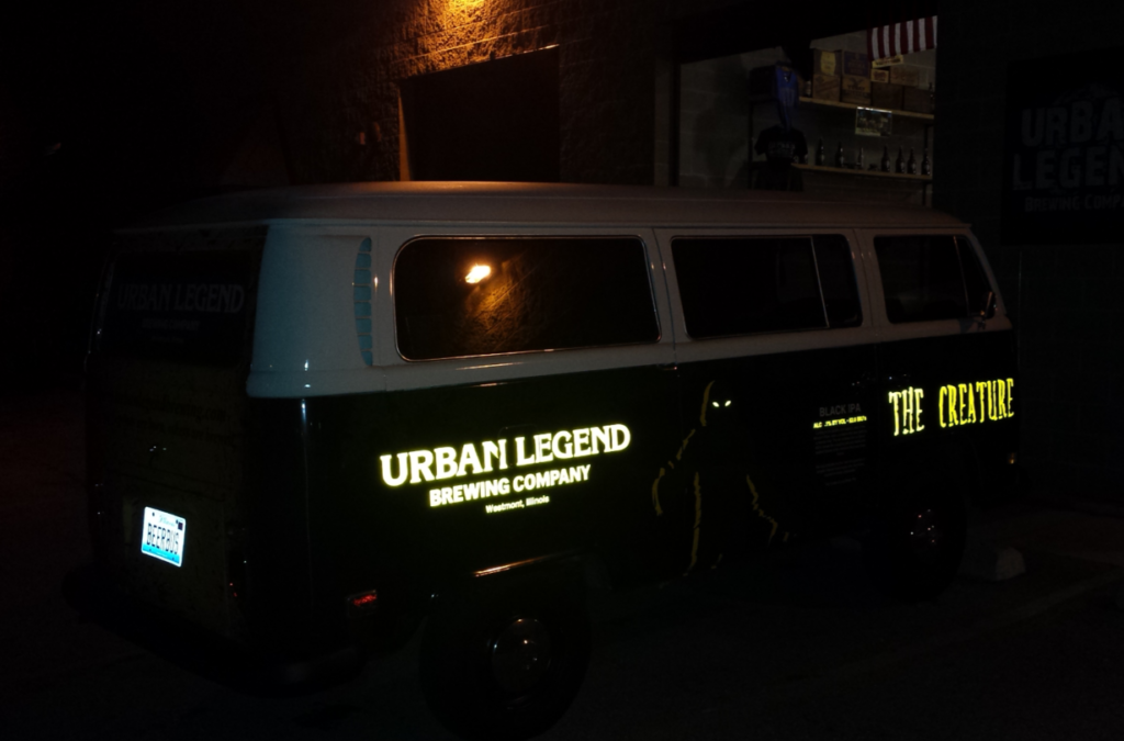 Urban Legend Brewing - Myths and Legends Brewing