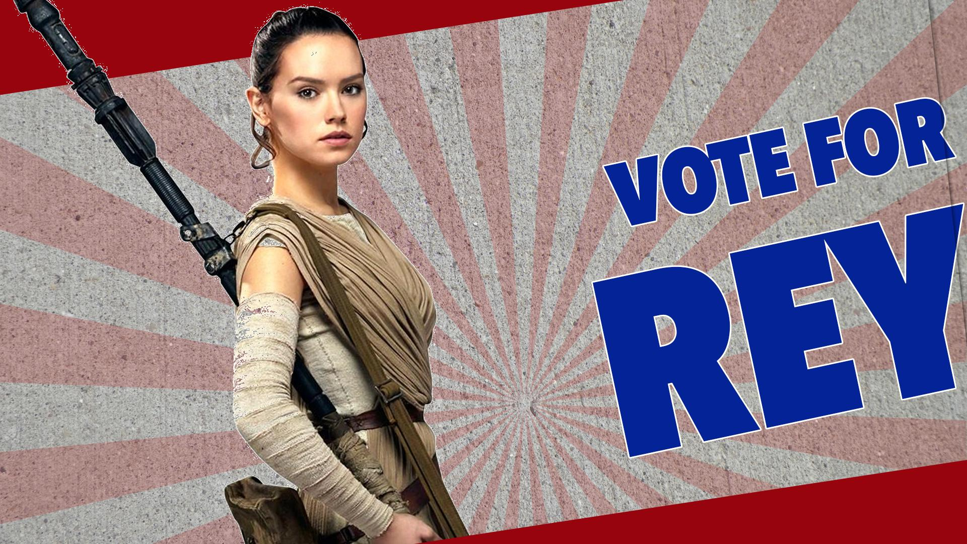Vote Rey this election season