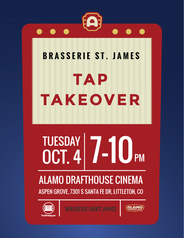 Brasserie St. James Alamo Drafthouse