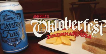 Zinzinnati Oktoberfest Cover