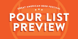 GABF Pour List Preview