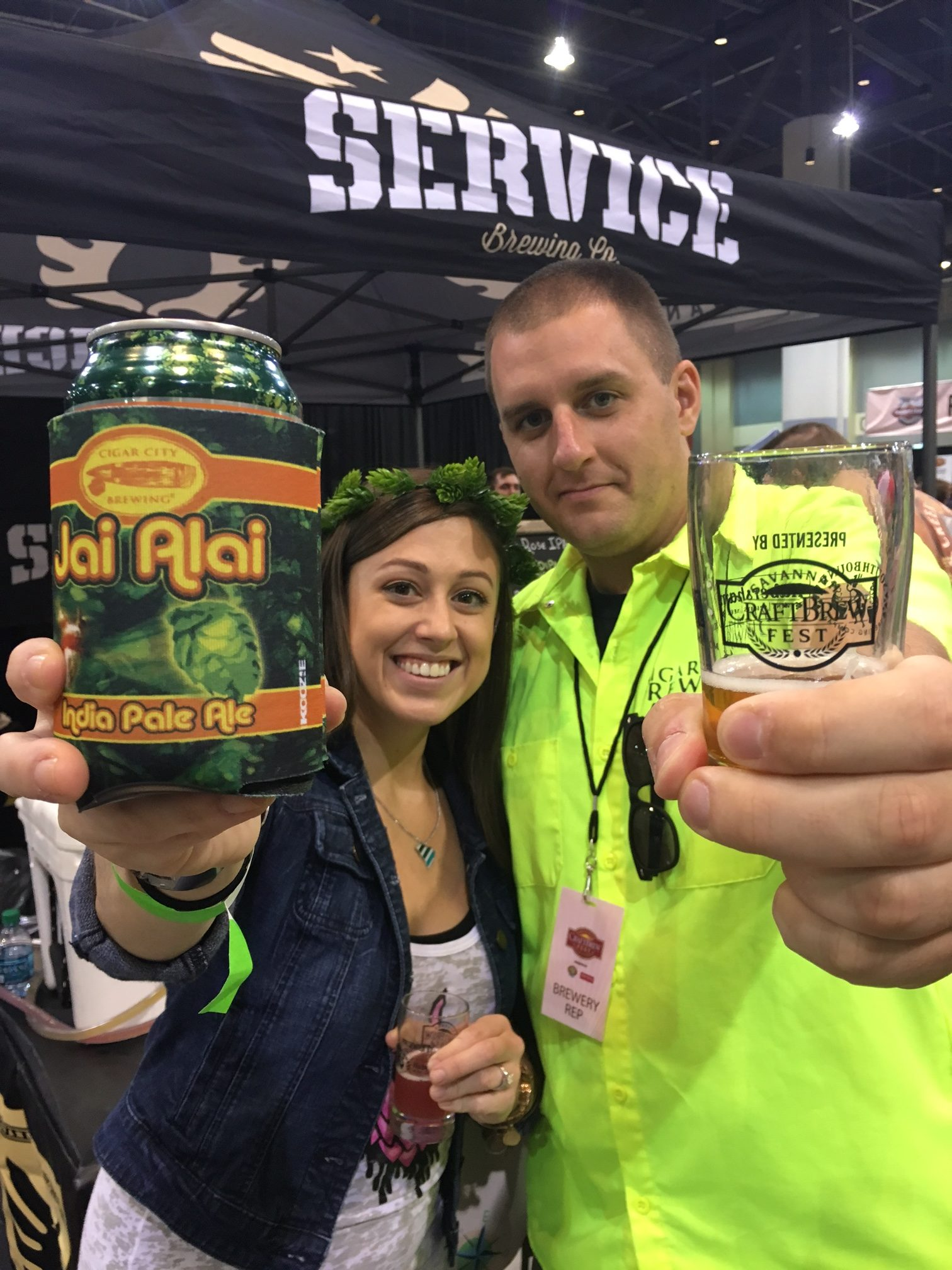 Savannah Craft Brew Fest Cigar City Brewing Co.