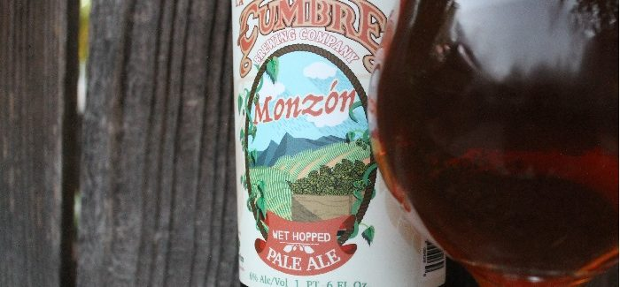 La Cumbre Brewing | Monzón Wet Hopped Pale Ale