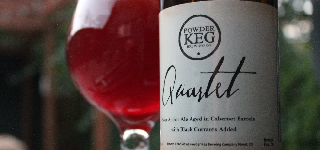 Powder Keg Brewing Company | Quartet