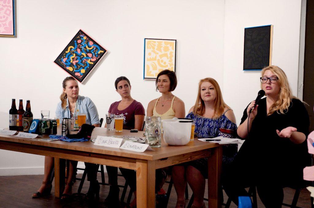 Women's Craft Beer Panel
