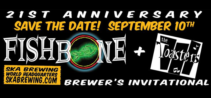 Event Preview |Ska Brewing's 21st Anniversary Party
