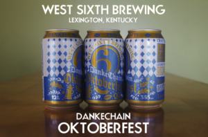 West Six Brewing Dankechain Oktoberfest