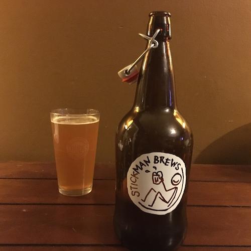 Beer From a Farm   Stickman Brews