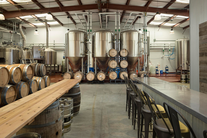 Alvarado Street Brewery Tasting Room & Bar (Photo courtesy of Alvarado Street Brewery)