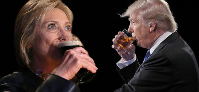 2016 Election Night Drinking Game