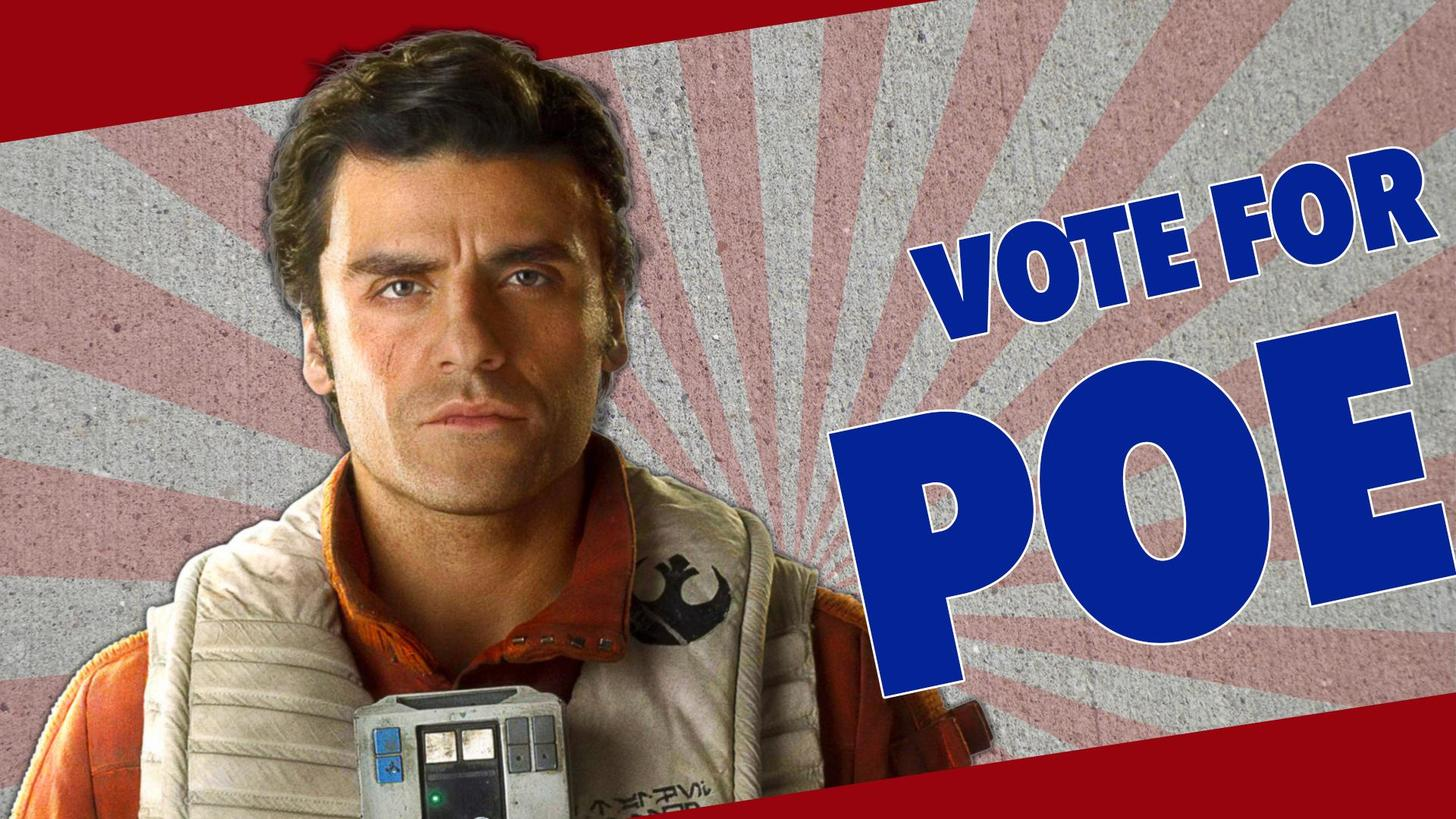 Vote Poe this election season
