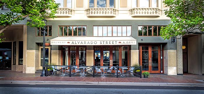 Alvarado Street Brewery & Grill | Super Rad!