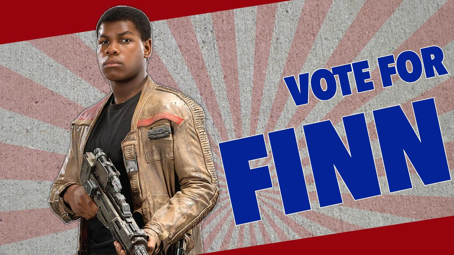 Vote Finn this election season